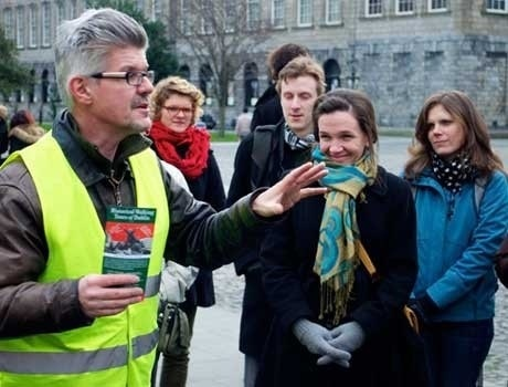 Historical Walking Tour of Dublin