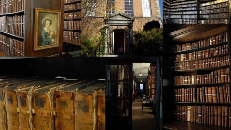 marsh s library 4