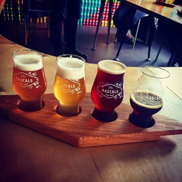 Rascals Brewing Company Tours
